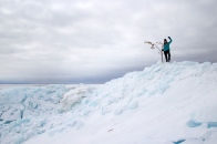 Me at the top of the bliceberg
