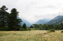 A view near the trailhead