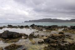 Pantai Tampah tide pools