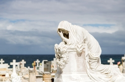Santa María Magdalena de PazzisCemetery