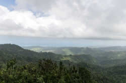 The view from Yokahú Tower
