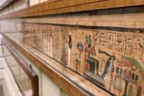 Papyrus in the Egyptian Museum