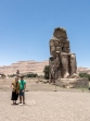Me and Vince at The Colossi of Memnon