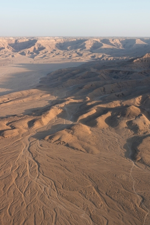 The fascinating landscape of the West Bank