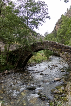 Bridge of Sant Antoni de la Grella