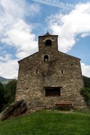 Església de Sant Cristòfol d'Anyós